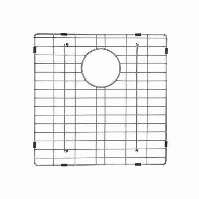 Stainless Steel Bottom Grid for KHU103-33 Left Bowl 33in. Kitchen Sink, 16 1/2in. x 16 1/2in. x 1 3/8in.