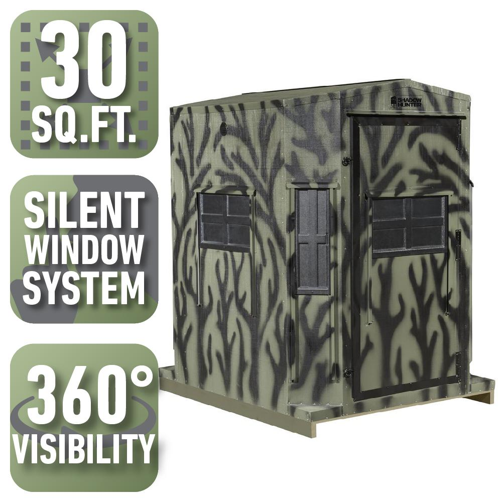 Deer Blind Doors For Sale Deluxe Blind Door