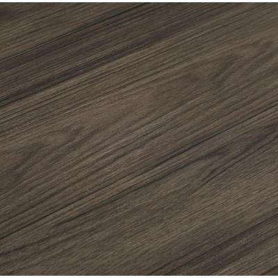 Take Home Sample - Iron Wood Luxury Vinyl Plank Flooring - 4 in. x 4 in.
