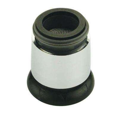 0.5 GPM/1.5 GPM Dual-Thread Dual Flow Faucet Aerator