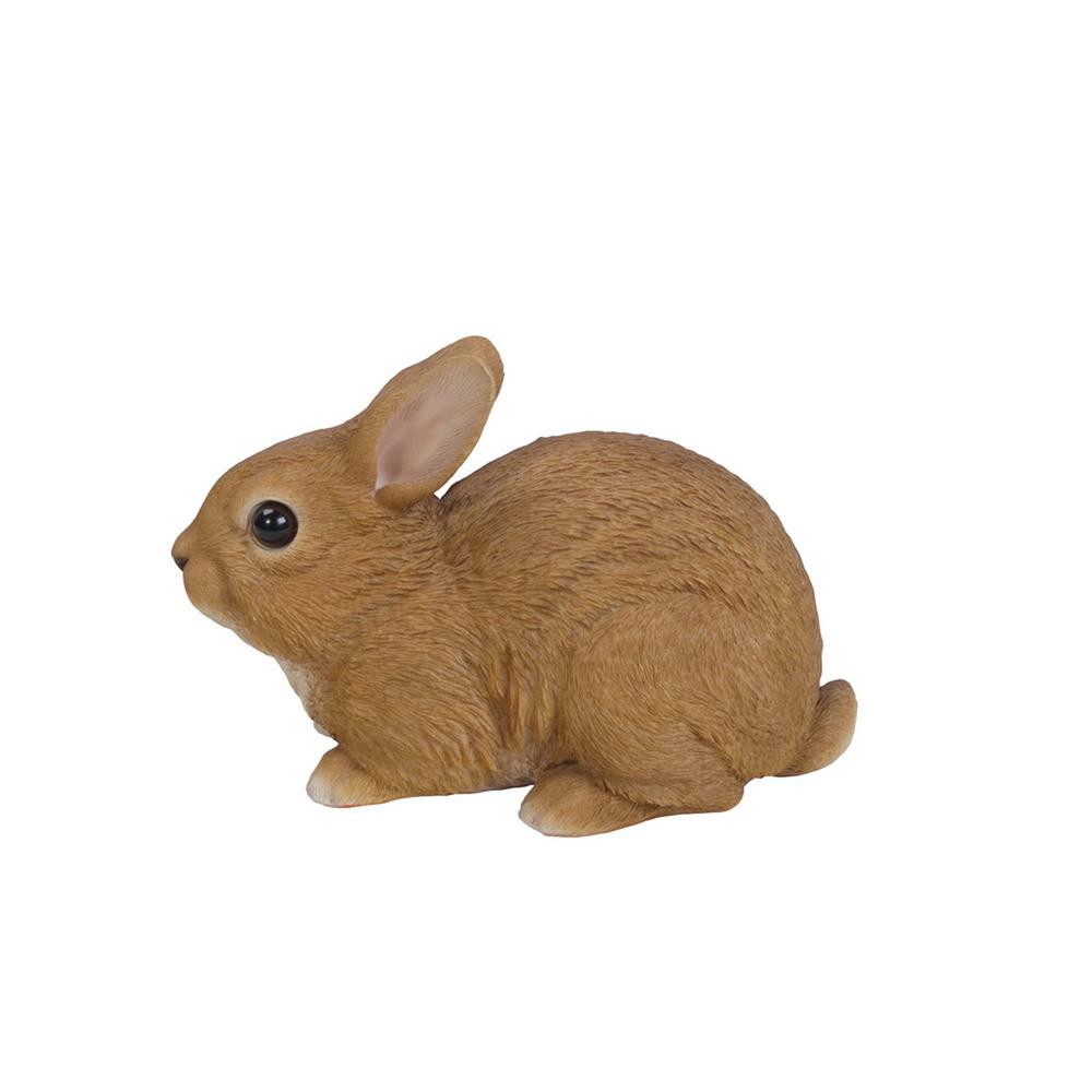 Hi Line Gift Rabbit Sitting 87738 B The Home Depot