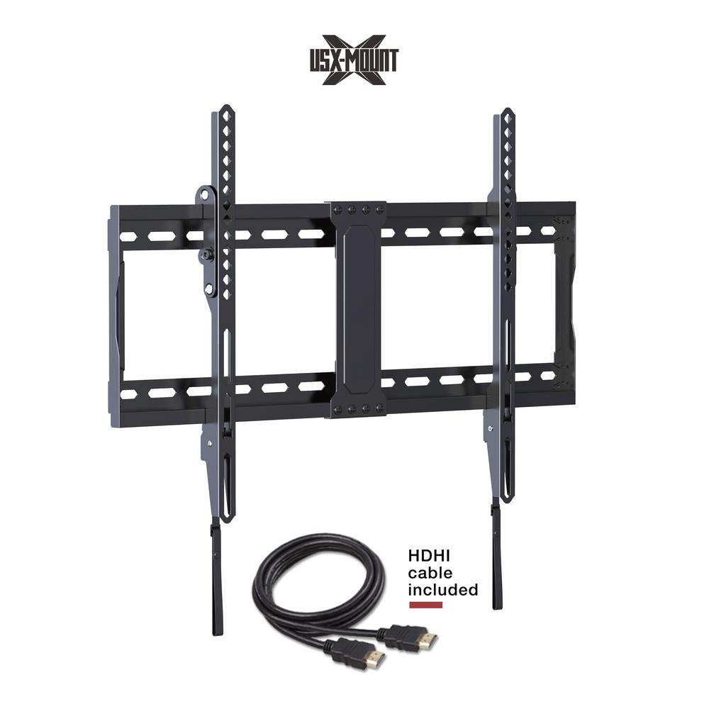 USX MOUNT Large Tilt TV Mount for 37 in. - 70 in. Flat Panel TV