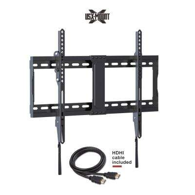 Large Tilt TV Mount for 37 in. - 70 in. Flat Panel TV