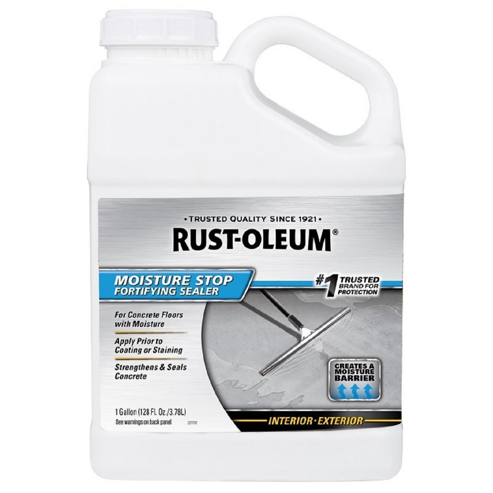 Rust Oleum 1 Gal Moisture Stop 301239