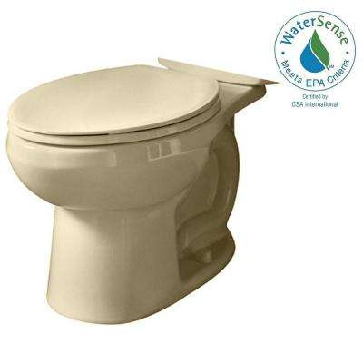 Evolution 2 1.28 GPF and 1.6 GPF Elongated Toilet Bowl Only in Bone