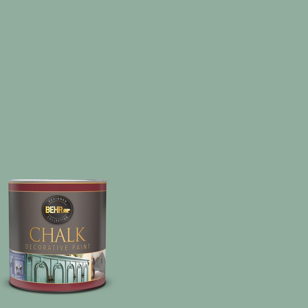 BEHR 1 qt. #BCP29 Picnic Table Interior Chalk Decorative Paint