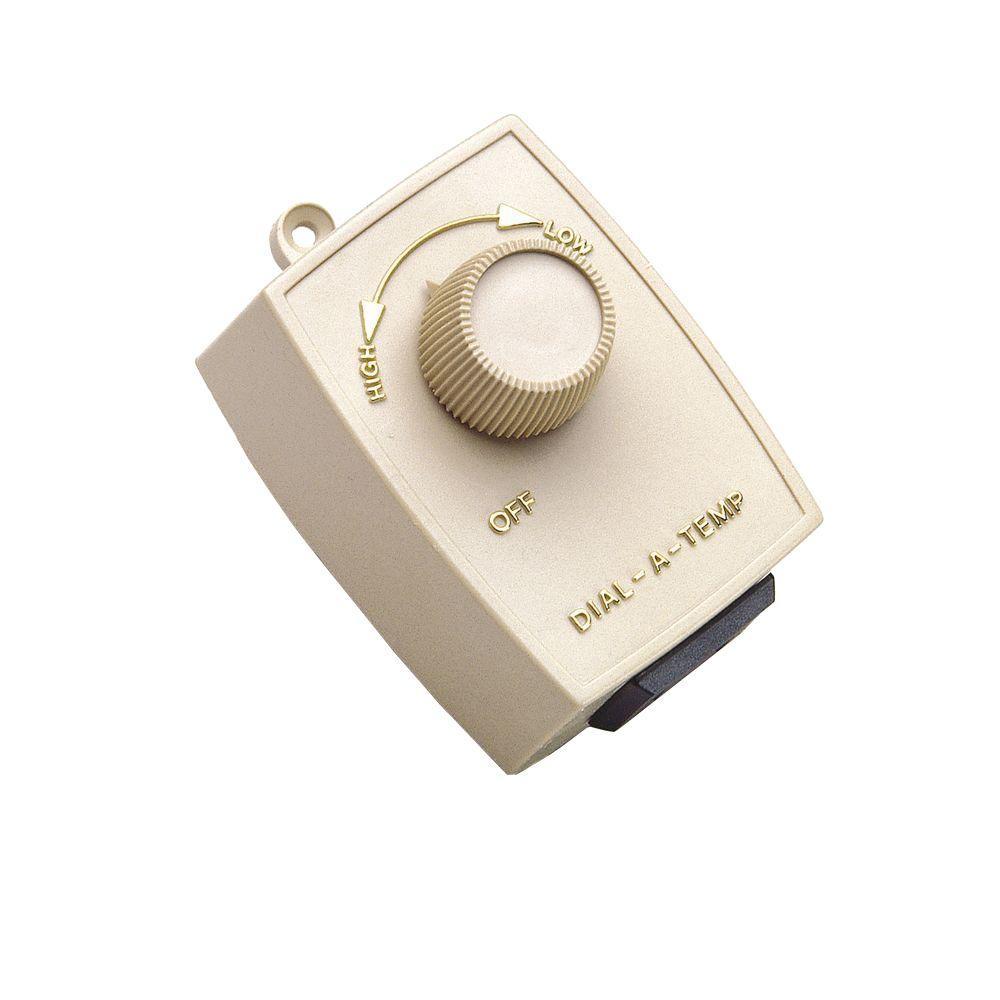 Lectro-Kennel Heat Pad Rheostat Temp Control