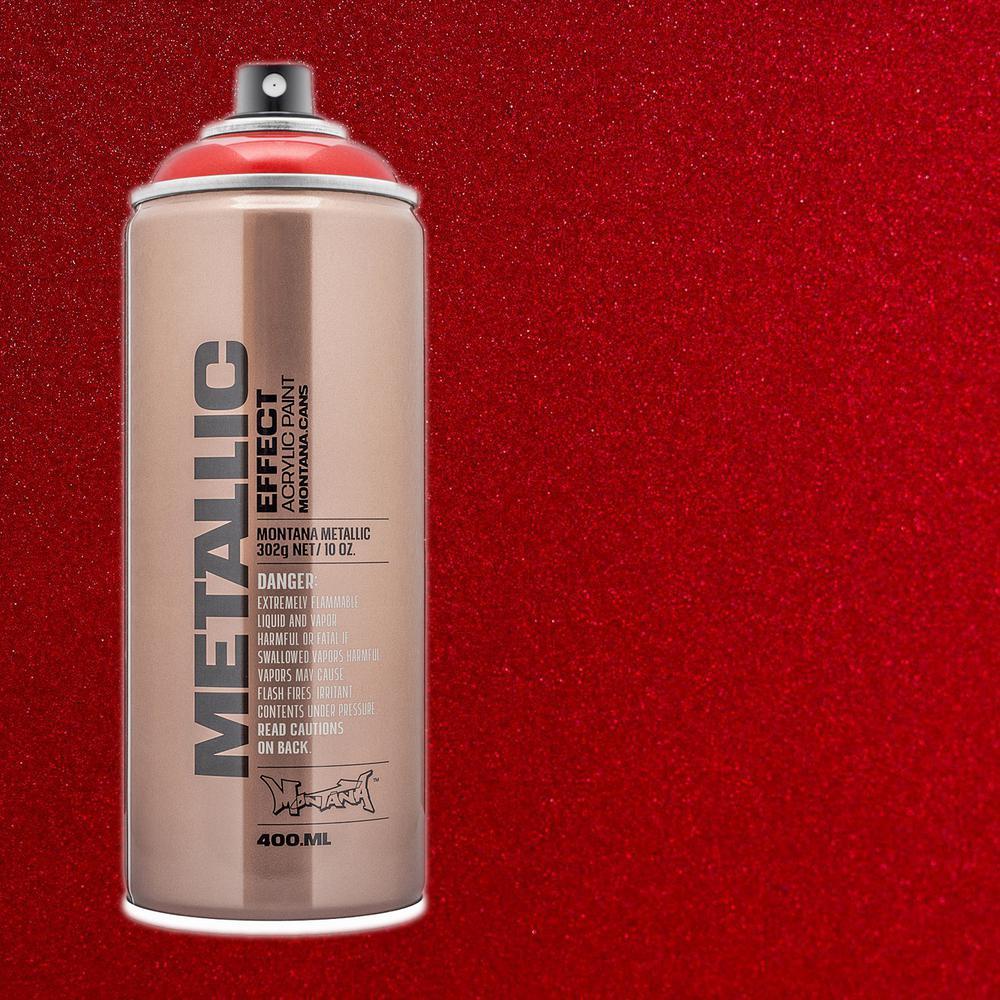 13 oz. EFFECT Metallic Red Spray Paint