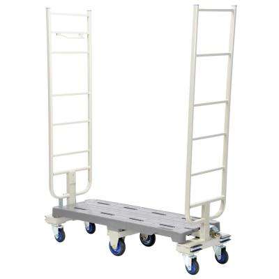 16 in. x 50 in. Nesting Slim Cart