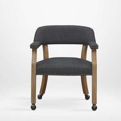 Millstone Charcoal Caster Game Chair