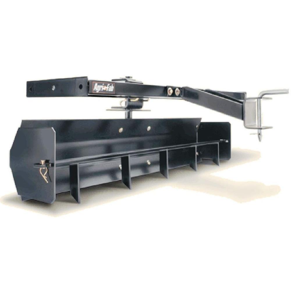Sleeve Hitch Scraper Box