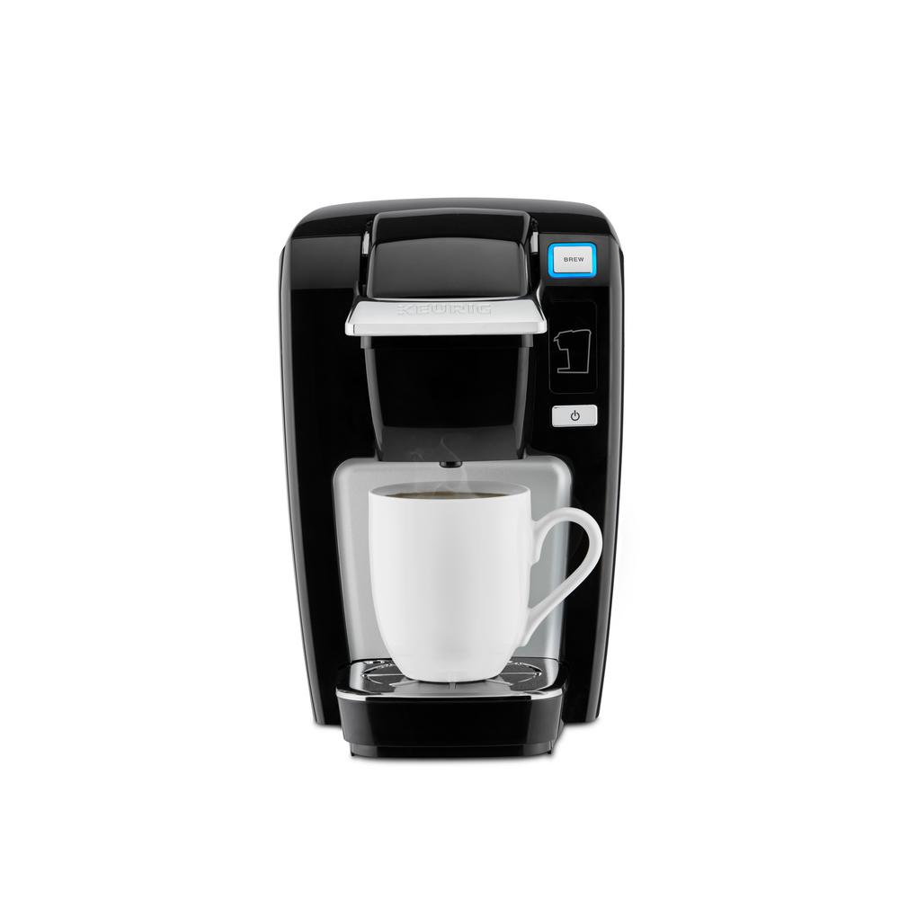 KEURIG K15 Classic Single Serve Coffee Maker, Black