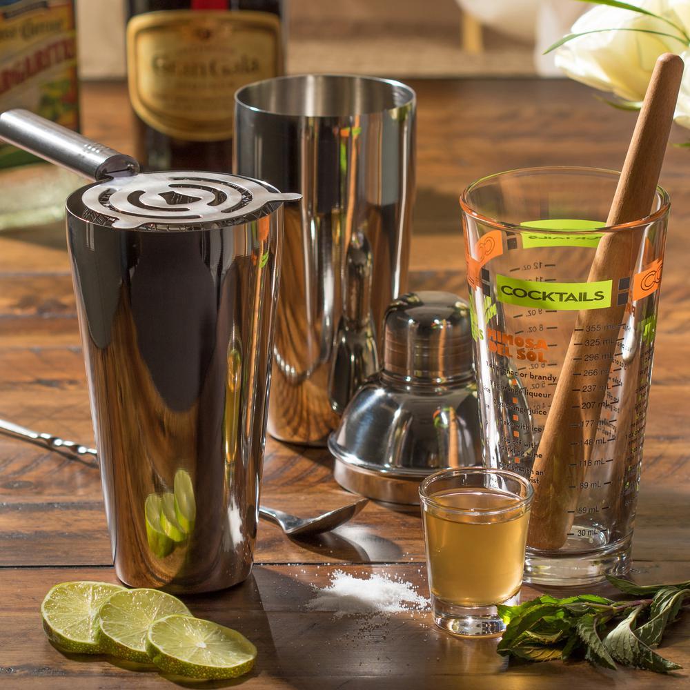 Mixologist 9-Piece Cool Cocktails Set
