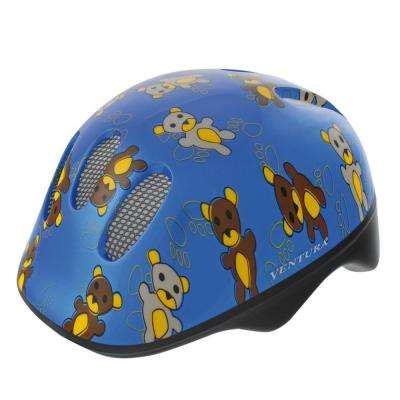 Teddy Toddler Extra Small Bicycle Helmet