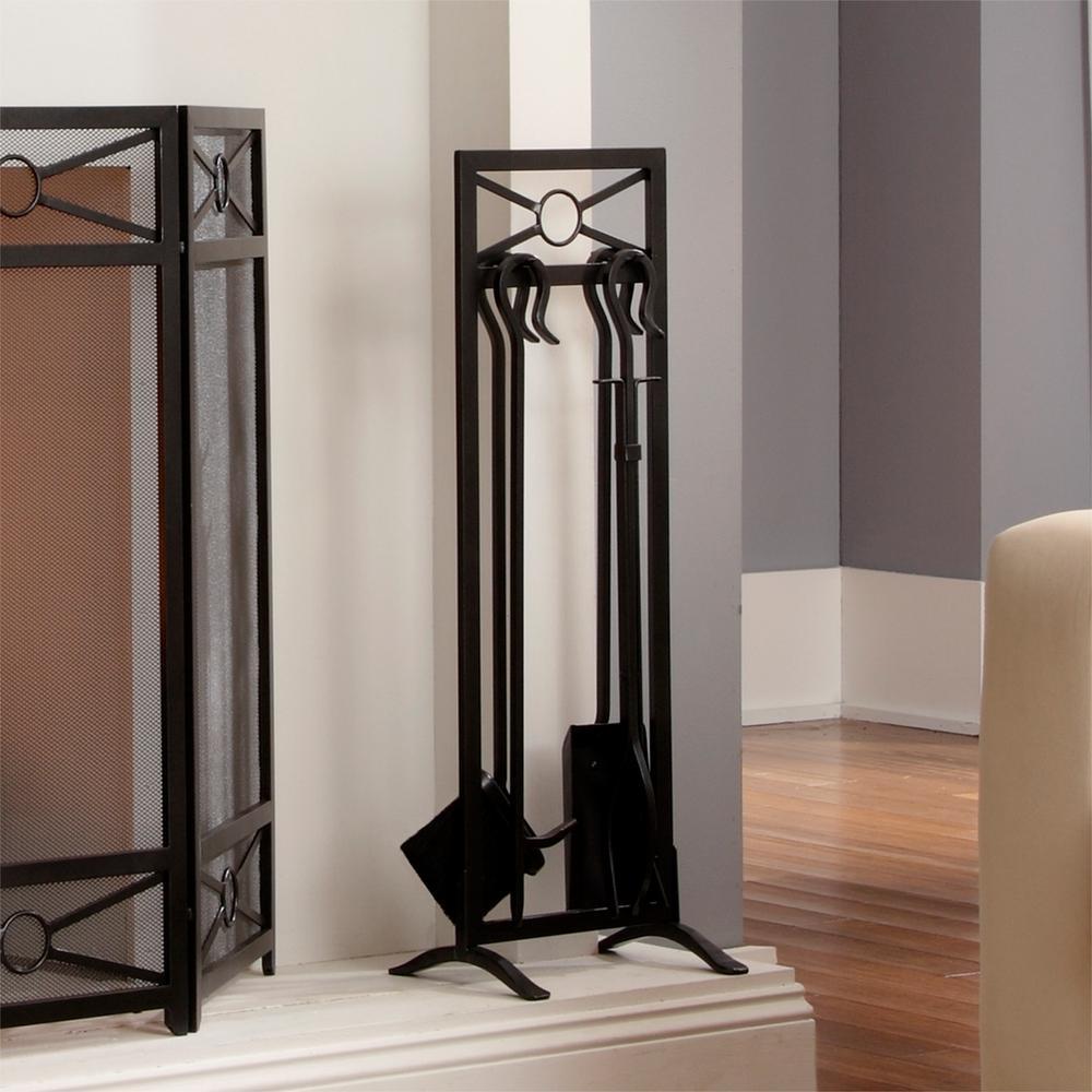 Sheffield 5-Piece Fireplace Tool Set