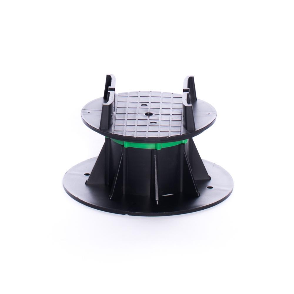 Master Pack DTG-S3 (80-115 mm) 3.15 in. -4.53 in. Plastic Adjustable Pedestal Support Lumber Joist (Pack of 32)