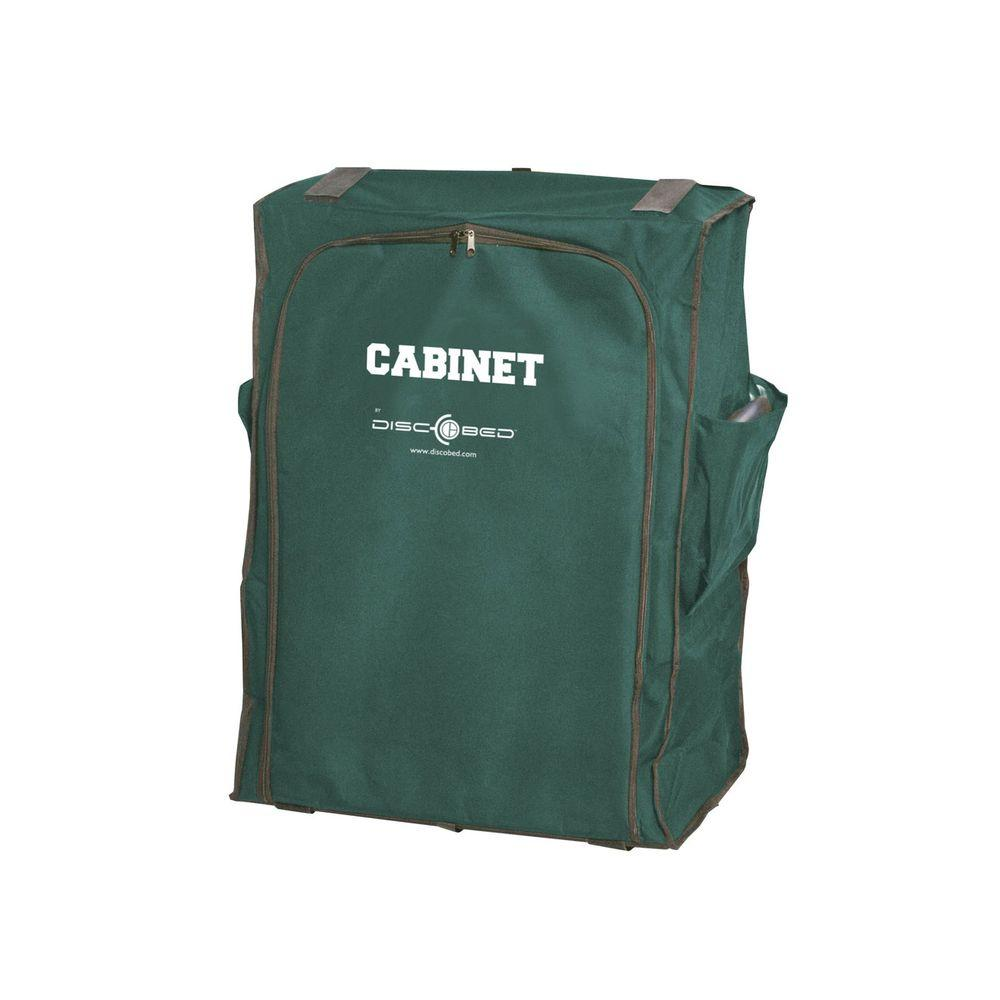 Disc-O-Bed Cam O Bunk 24 in. x 14 in. x 30 in. Green Camping Cabinet (1-Pack)