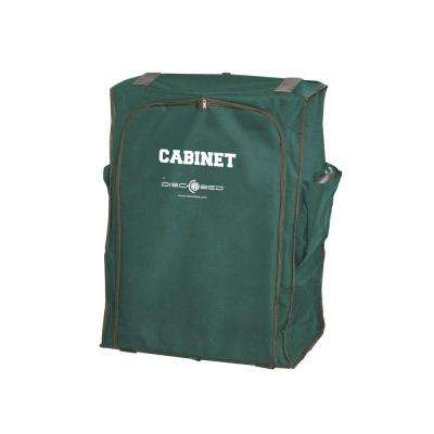 Cam O Bunk 24 in. x 14 in. x 30 in. Green Camping Cabinet (1-Pack)