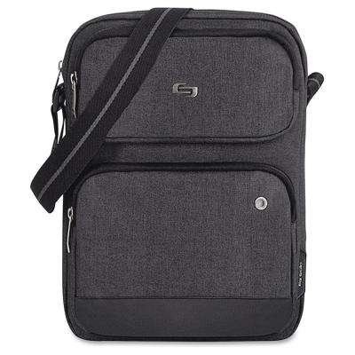 11 in. Polyester Urban Tablet Carrying Case, Gray