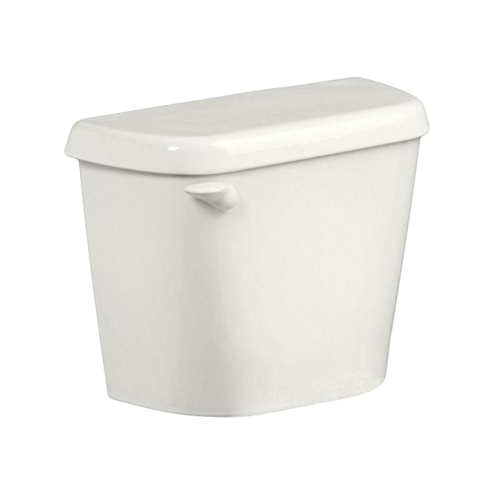 American Standard Colony 1.28 GPF Single Flush Toilet Tank Only for 12 in. Rough in White