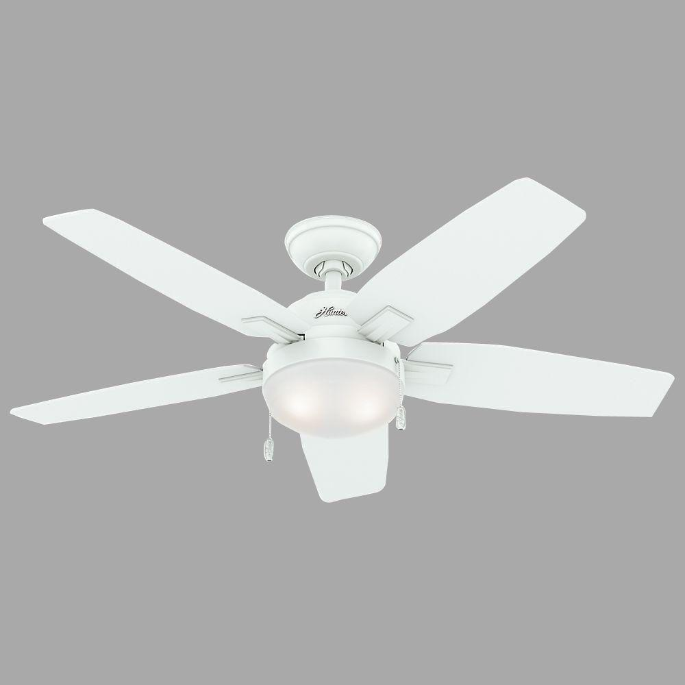 white ceiling fans antero 46 in indoor fresh white ceiling fan with 11554