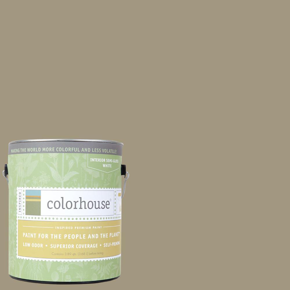1 gal. Nourish .04 Semi-Gloss Interior Paint
