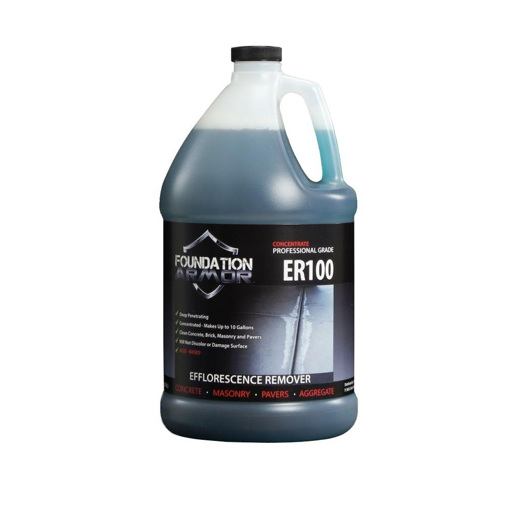 Foundation Armor 1 gal. Concentrated Concrete and Brick Efflorescence Remover and Cleaner