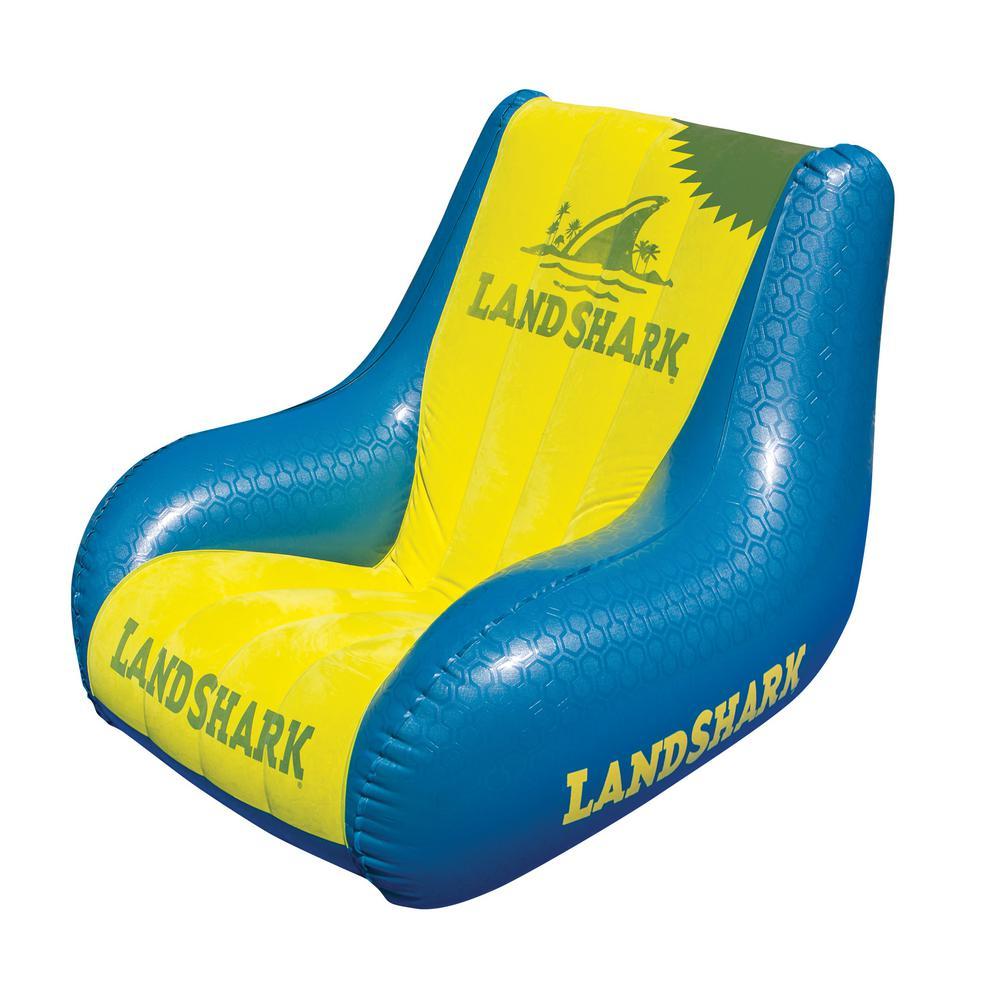 Aqua Inflatable Pool Float Chair