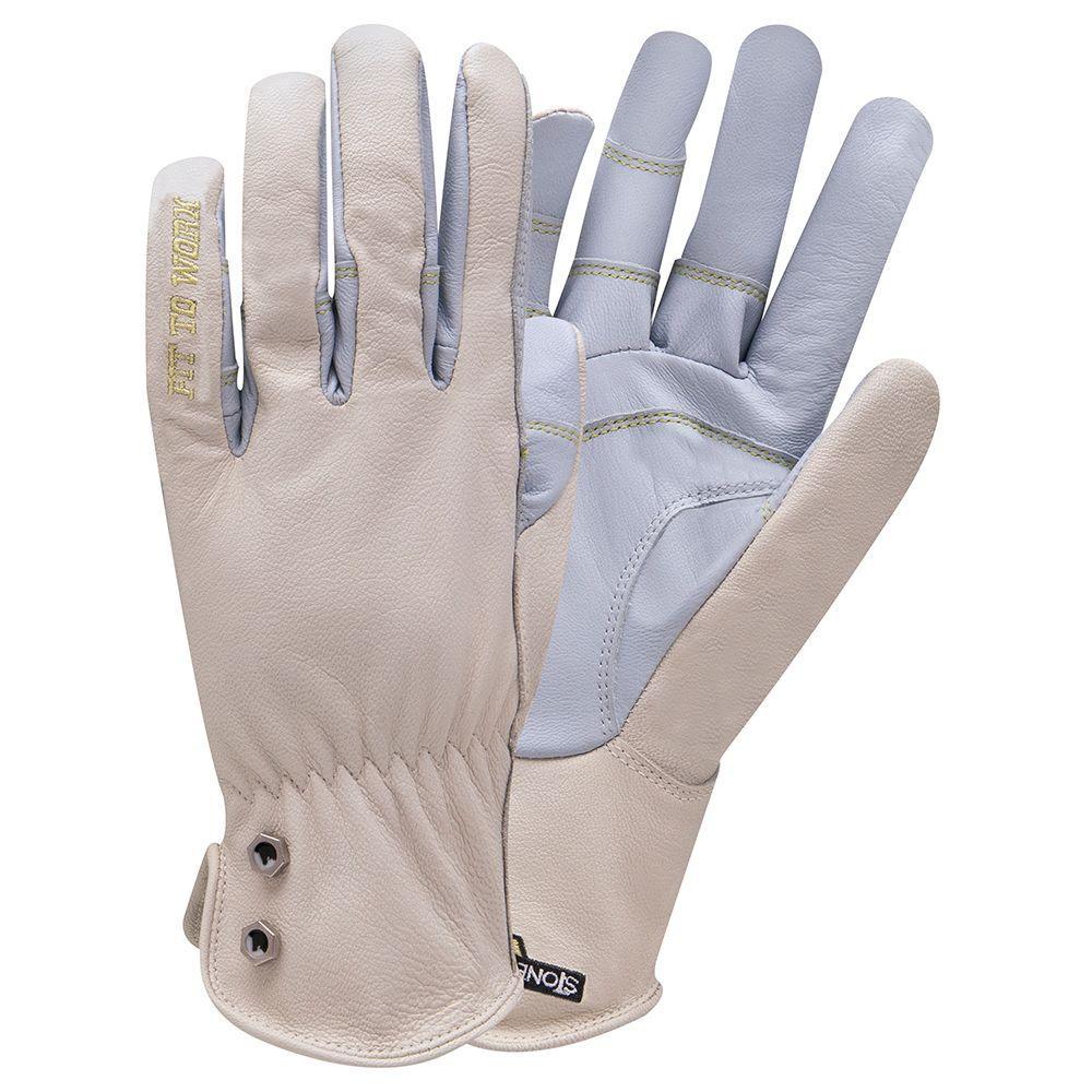 Large Garden Pro Gardening Gloves