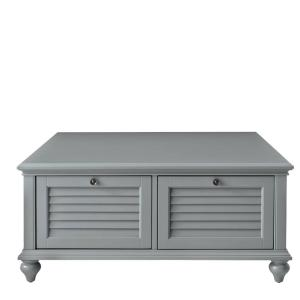 Home Decorators Collection Hamilton Grey Coffee Table Sk19030r2gy The Depot
