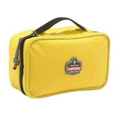 Arsenal 2-Compartment Small Parts Organizer, Yellow