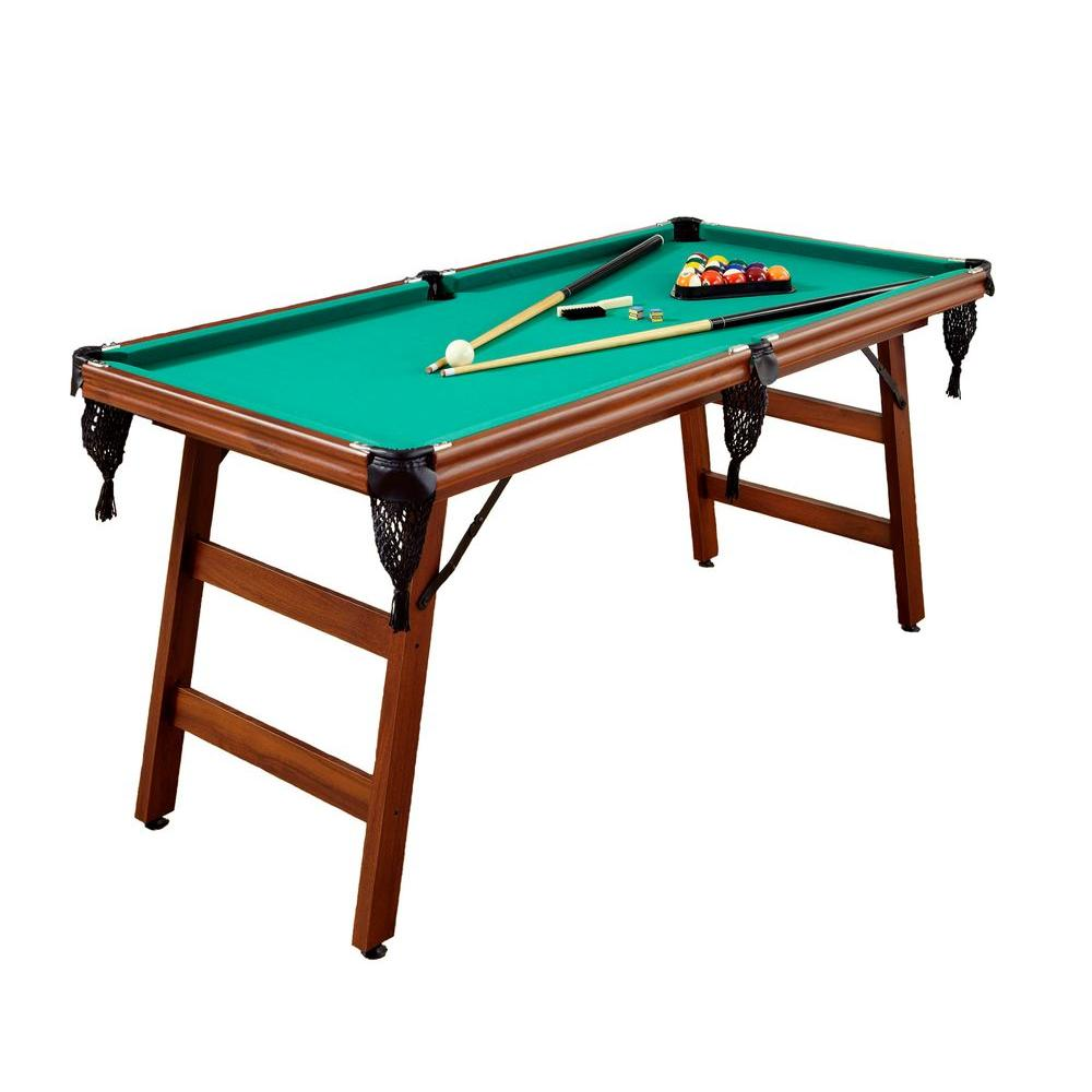 Home Styles The Real Shooter 6 ft. Pool Table