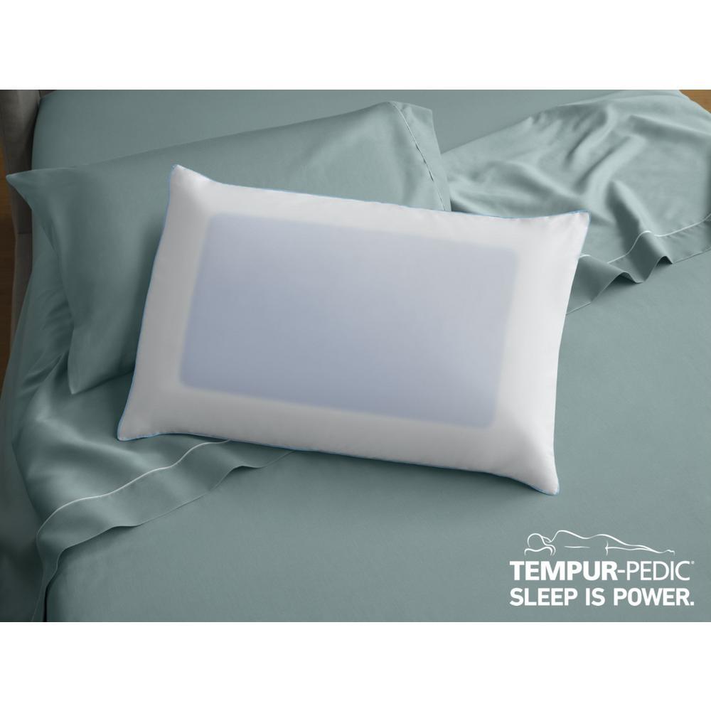 Cloud Breeze Dual Cooling Foam King Bed Pillow