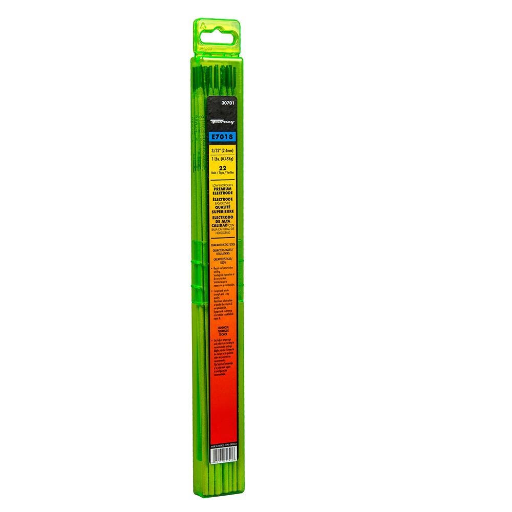 1//8-Inch 1-Pound Forney 30684 E7018 AC Welding Rod