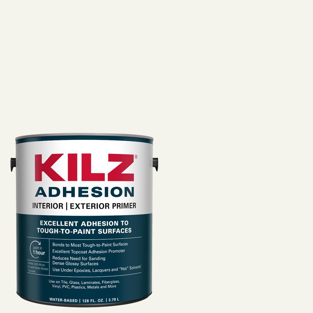 KILZ Adhesion 1 Gal  White Bonding Interior/Exterior Primer