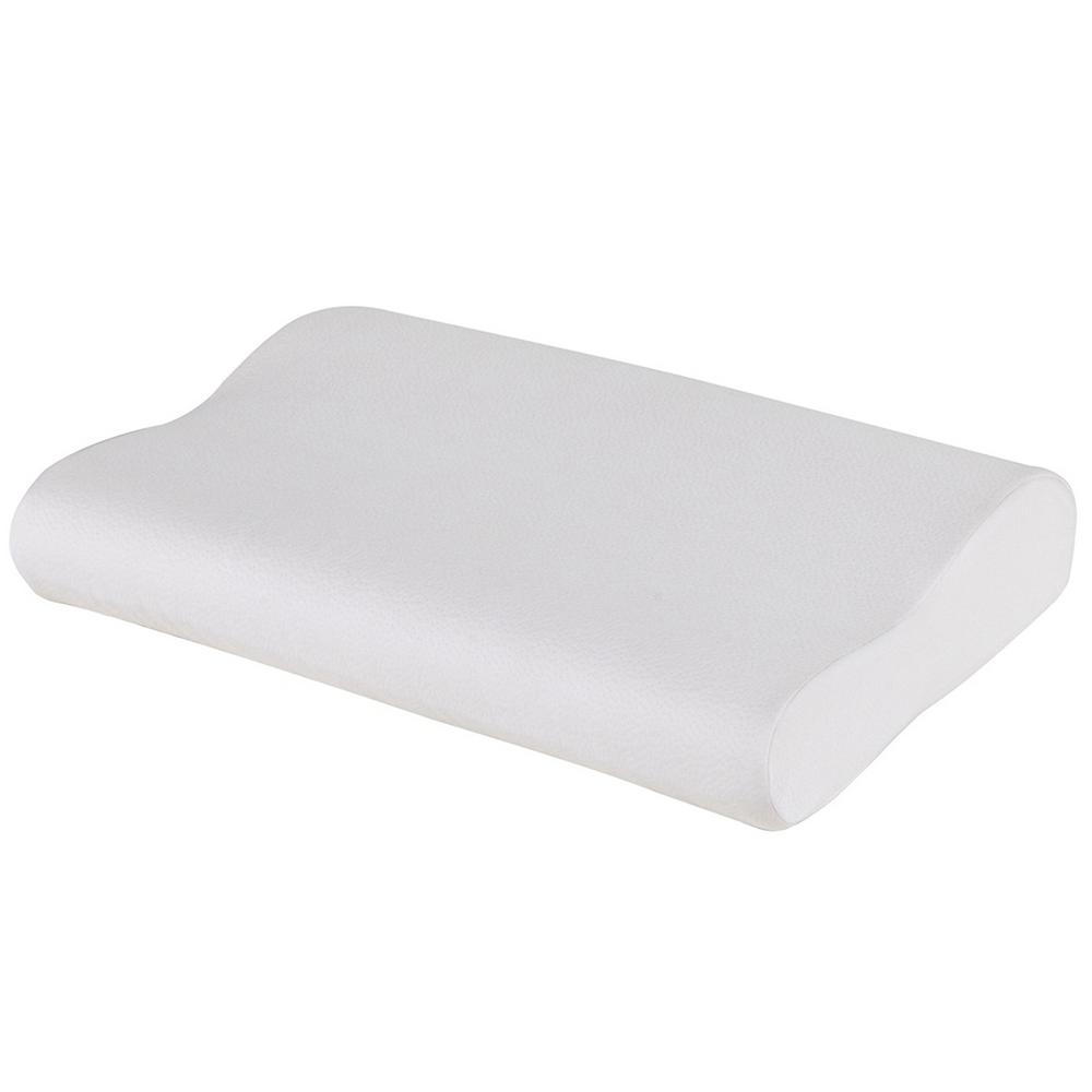Puredown Sleep Contour Memory Foam Pillow with Restoration 15.7 in. x
