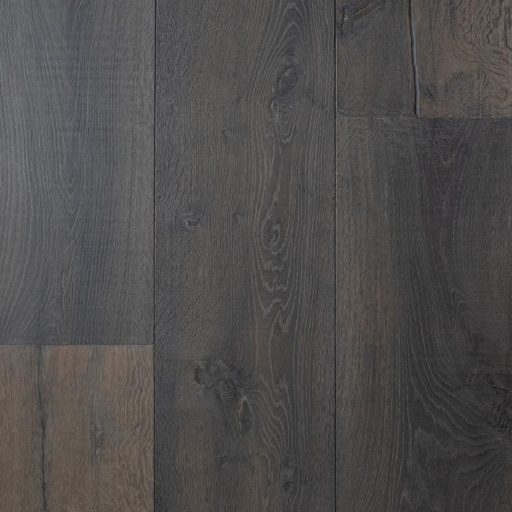 Brushed White Oak Nottingham 5/8 in. T x 9.45 in. W x Random Length Engineered Hardwood Flooring (34.1 sq. ft./case)