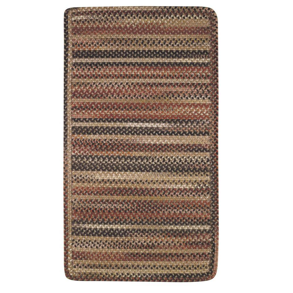 Capel Applause Chestnut 2 ft. 3 in. x 4 ft. Accent Rug