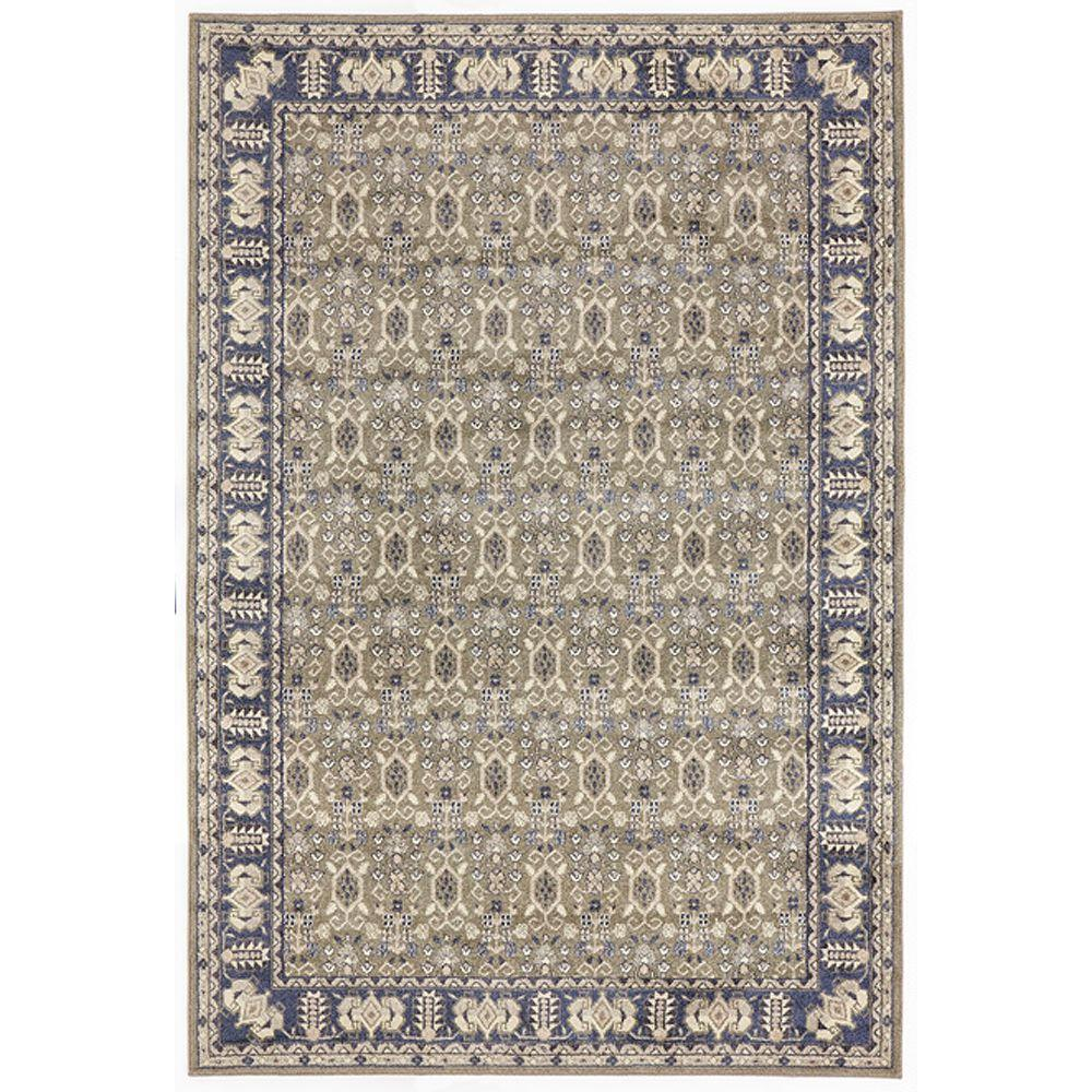 Home Decorators Collection Gianna Gray 2 Ft X 8 Ft Runner Rug 451906 The Home Depot