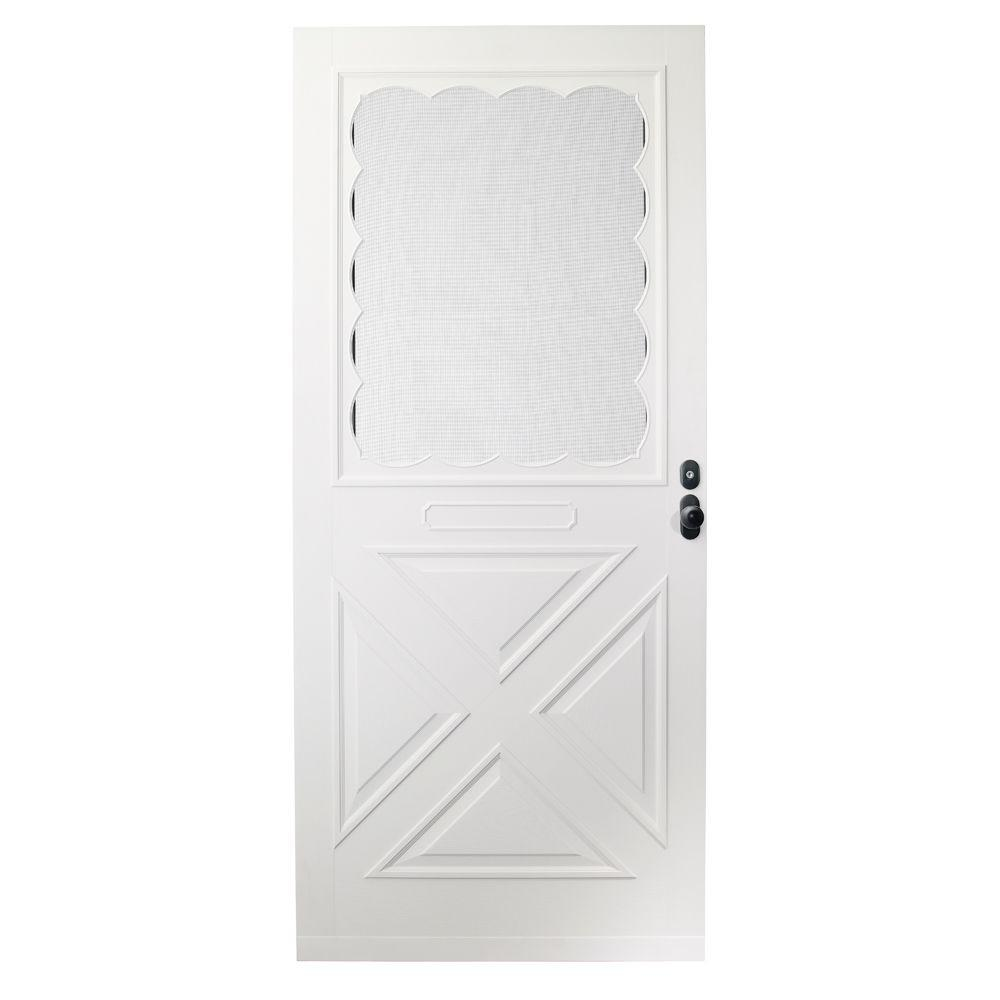 Emco 36 In X 80 Forever White Universal Door