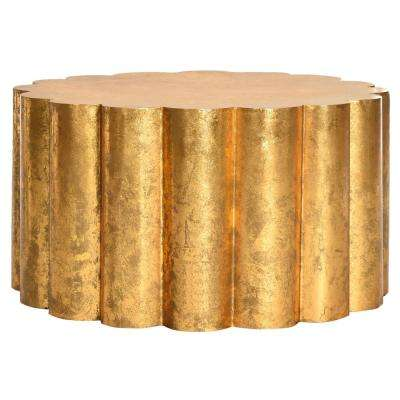 Miriam Gold Coffee Table