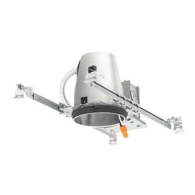 4 in. LED Recessed Housing New Construction Can