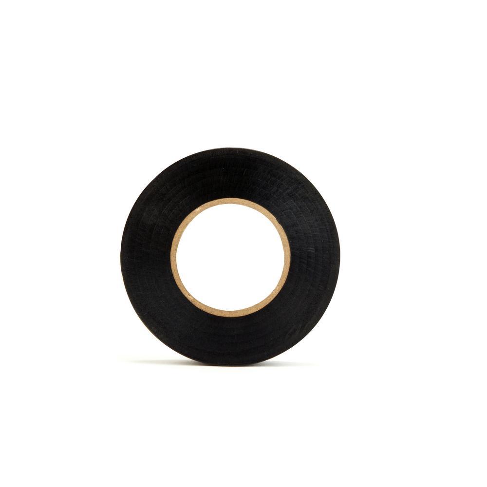 Scotch 3/4 in. x 66 ft. Electrical Tape, Black (Case of 40)