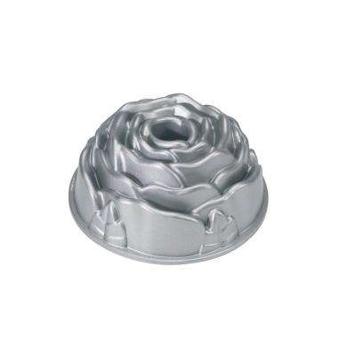 Aluminum Rose Bundt Pan