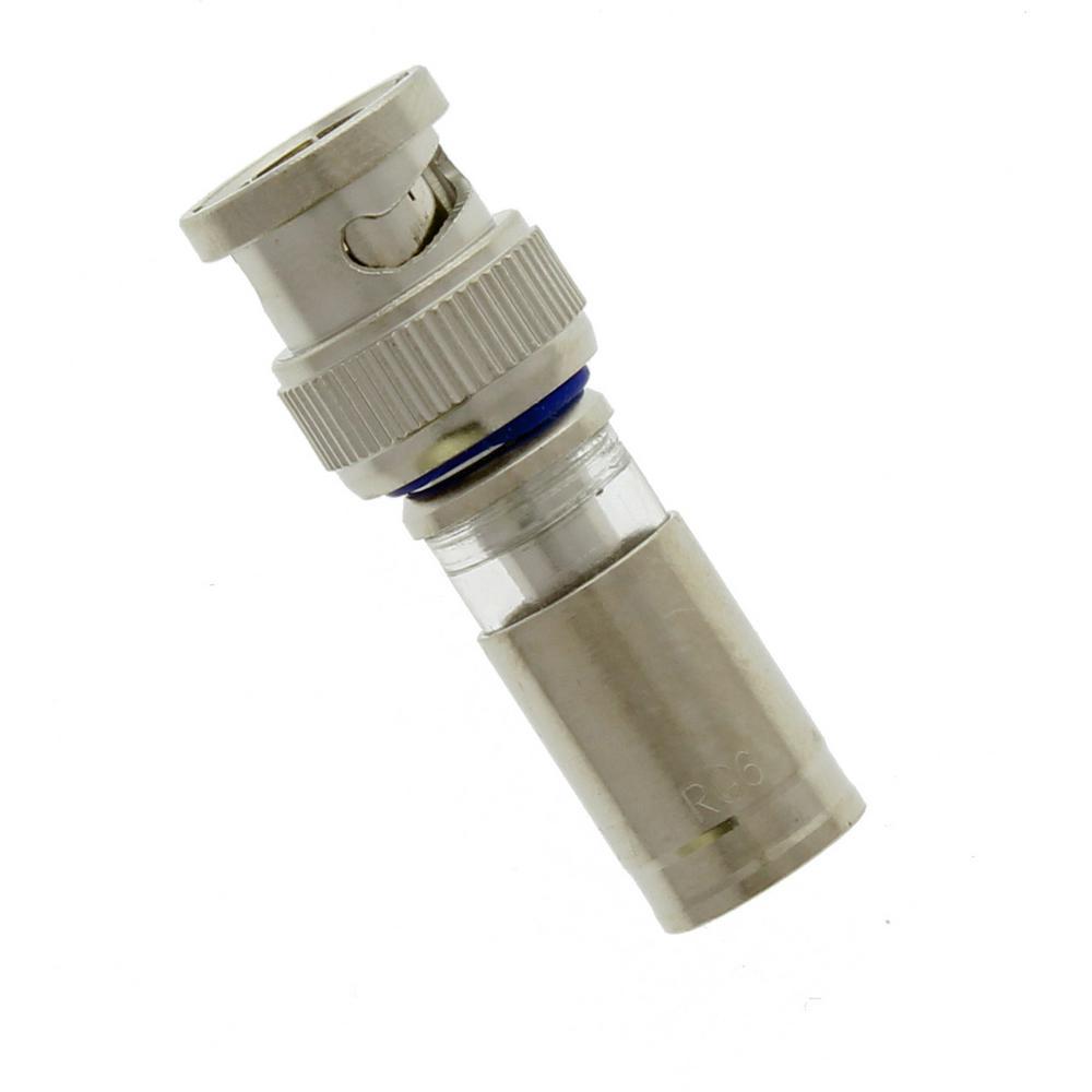 RG6 BNC Compression Connector (35-Jar)