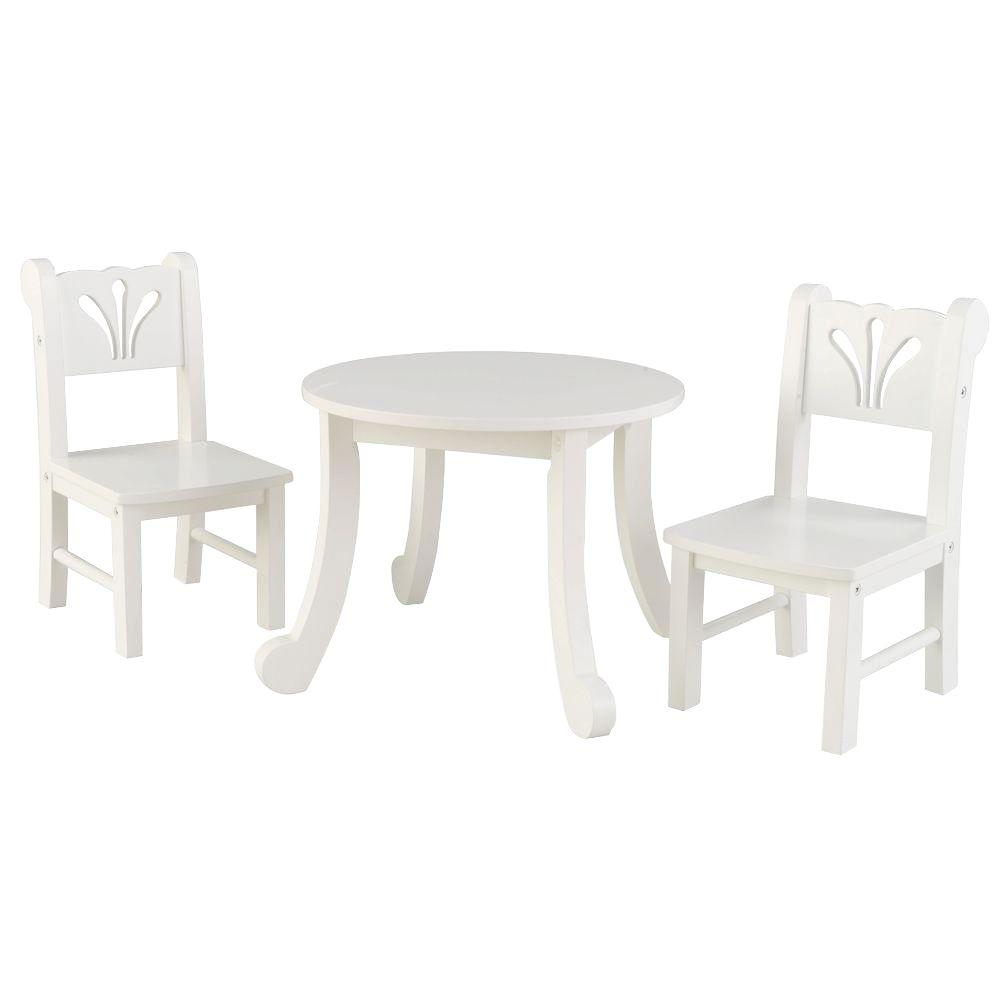 KidKraft Lilu0027 Doll Table And Chair Set
