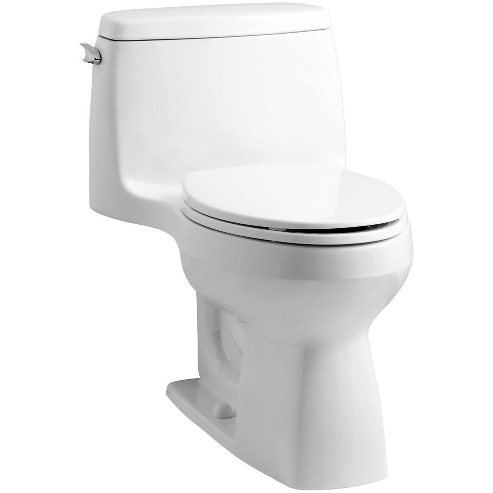 Kohler Santa Rosa Comfort Height 1 Piece 16 Gpf Single Flush