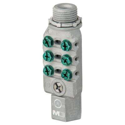 1/2 in. Inline Intersystem Bonding Bridge Connector