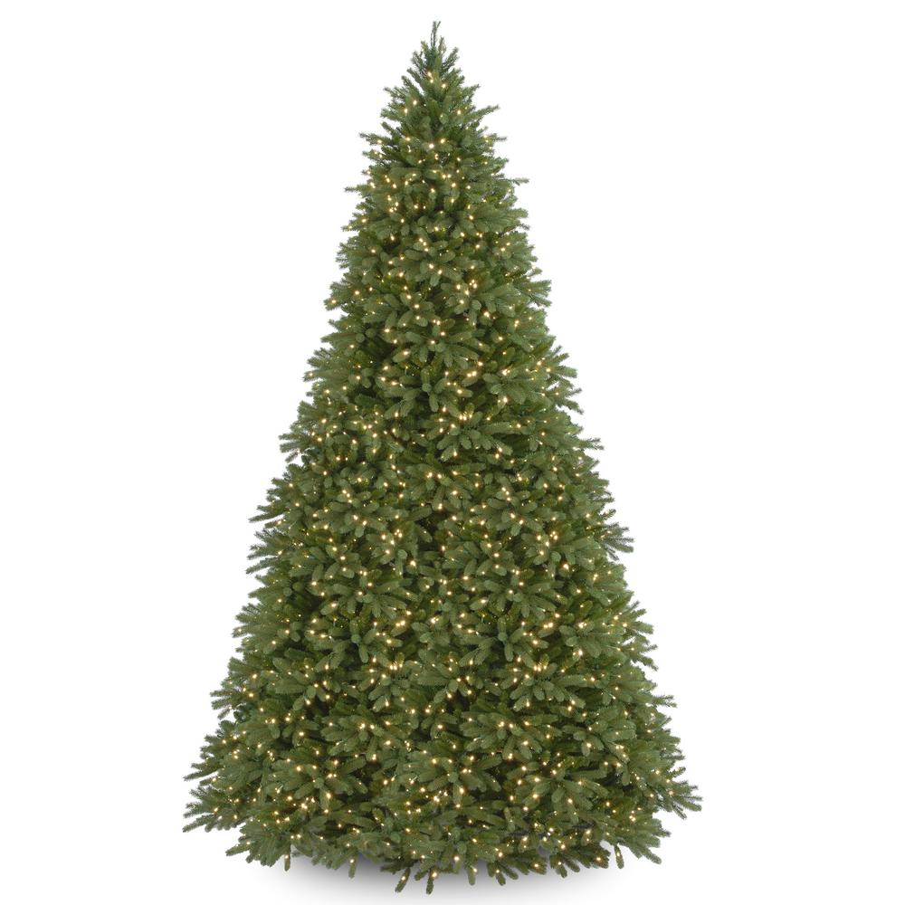 12 Ft Christmas Trees: National Tree Company 12 Ft. Jersey Fraser Fir Tree With