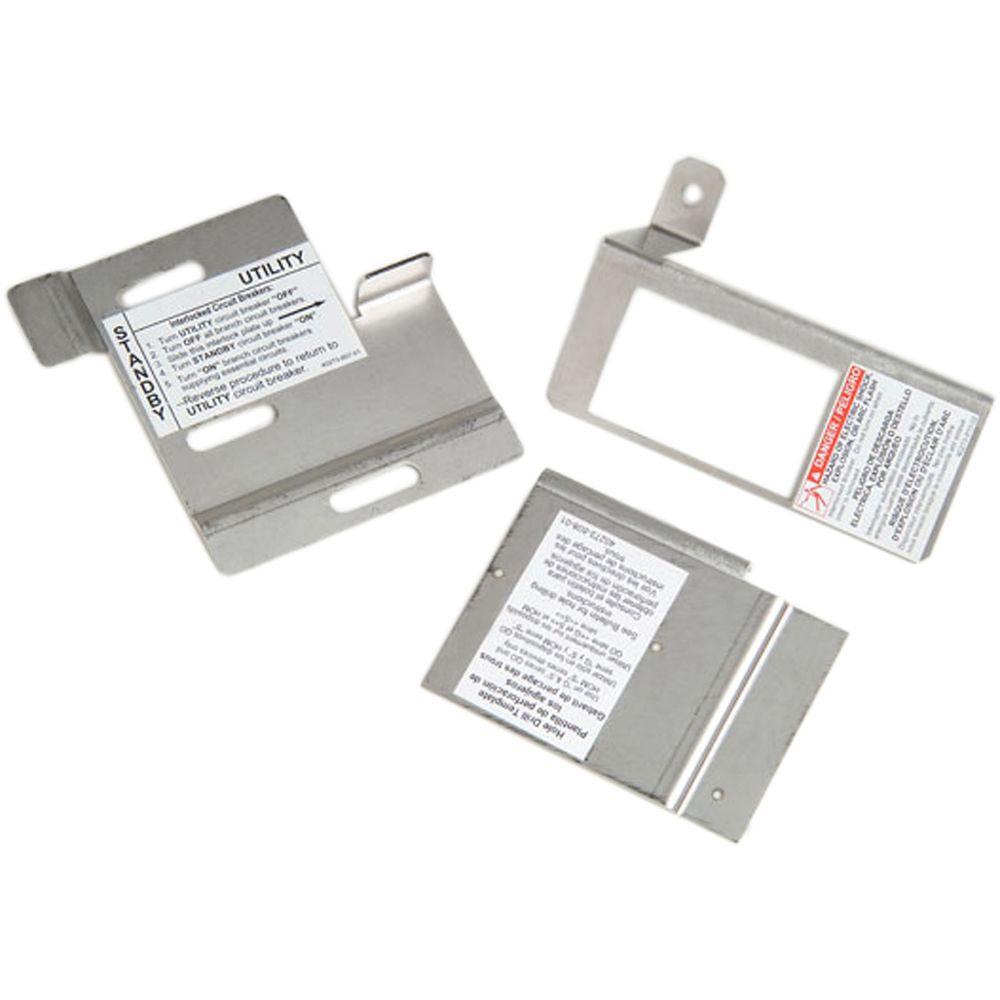 QO 150-225 Amp Load Center Outdoor Generator Interlock Kit